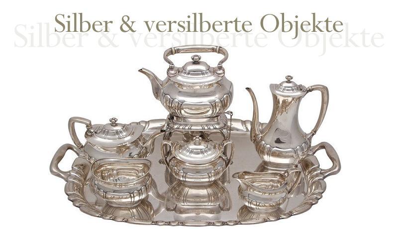 Silber & versilberte Objekte